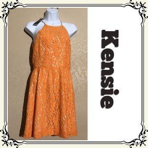 New! Kensie Sleeveless Dress Size XS